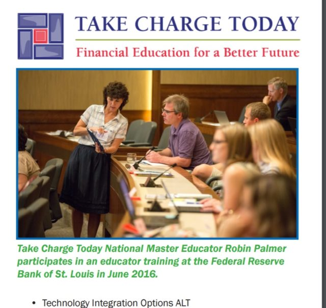 Key Resource: Take Charge Today | Right About Money